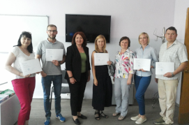 YAROSLAVL BUSINESSMEN LEARN EXPORT MARKETING