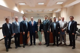 RUSSIAN SOLUTIONS FOR AZERBAIJAN'S OIL&GAS INDUSTRY