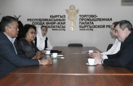 RASMEX AND KALUGA EXPORTERS VISITED KYRGYZSTAN