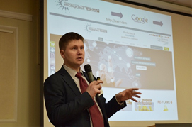 Association Executive Director Discusses Future for Moscow's Exporters