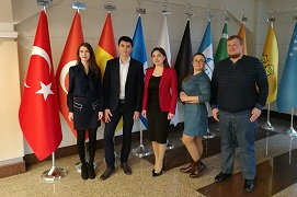 SARATOV EXPORTERS LAUNCH COOPERATION WITH PARTNERS IN TURKEY